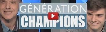 Media - Léman Bleu - Génération Champions